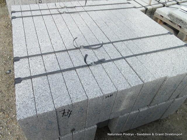 Granit Randsteine, Kantensteine, Bordsteine, Leistensteine, Rasenkante